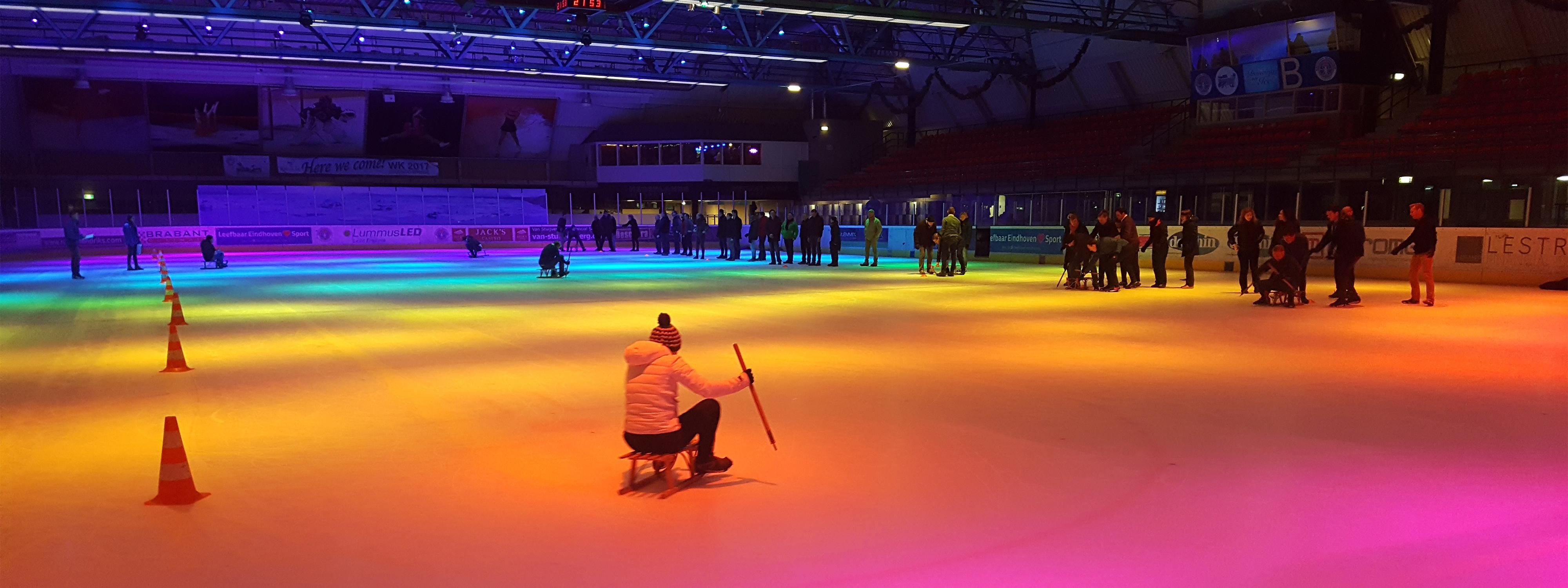 bedrijfsuitje winter Nijmegen