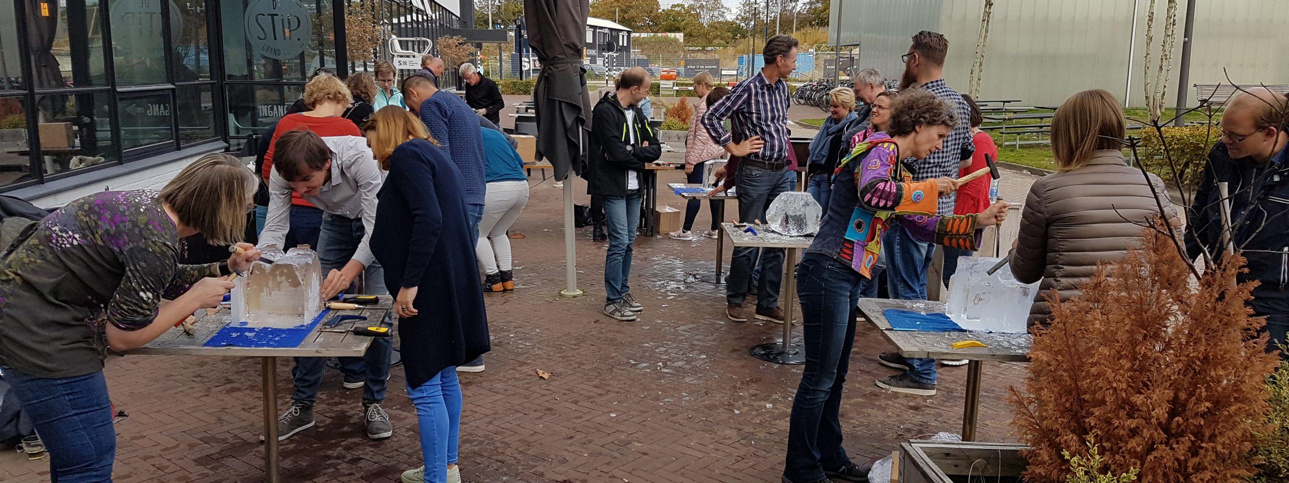 ijsculpturen Nijmegen
